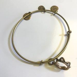 Alex and Ani Princess Crown Bracelet